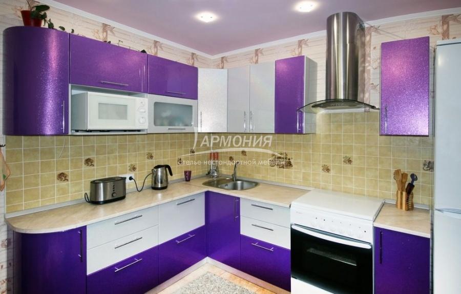 сенькин кухня из пленки мдф черничного цвета фото новосибирской